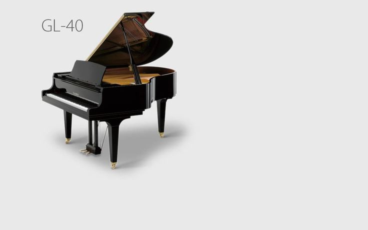 Kawai GL-40 Grand Piano: Affordable Prices, with Key Action Similar to Steinway!