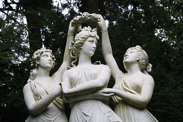 Image result for 3 sisters sculpture images