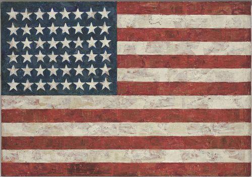 Jasper Johns - Flag: Pop Art, Flags, American Flag, Art Com, Usa, Jasper Johns