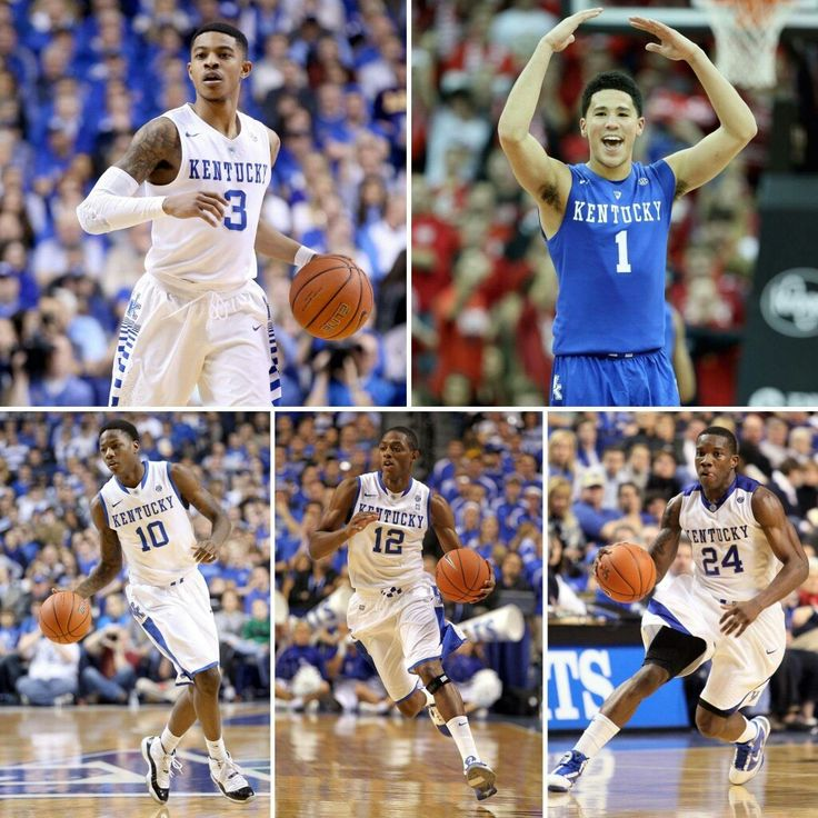 Tyler Ulis is the 5th Kentucky Basketball guard on the Phoenix Suns, joining Devin Booker, Archie Goodwin, Brandon Knight and Eric Bledsoe.