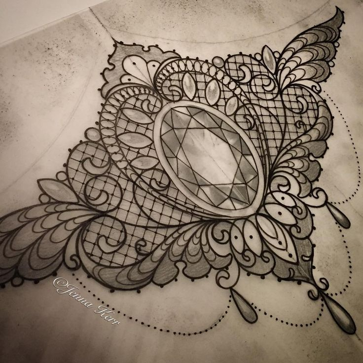 1000  ideas about Vintage Lace Tattoo on Pinterest | Lace Tattoo ...