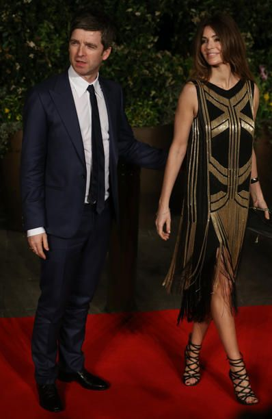 Noel Gallagher's wife Sara MacDonald