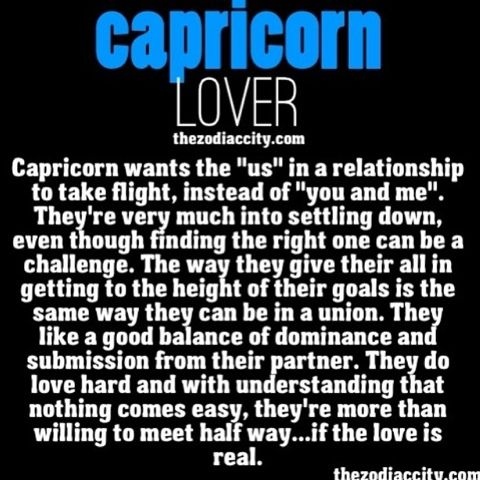 Sex with a capricorn man pics 100