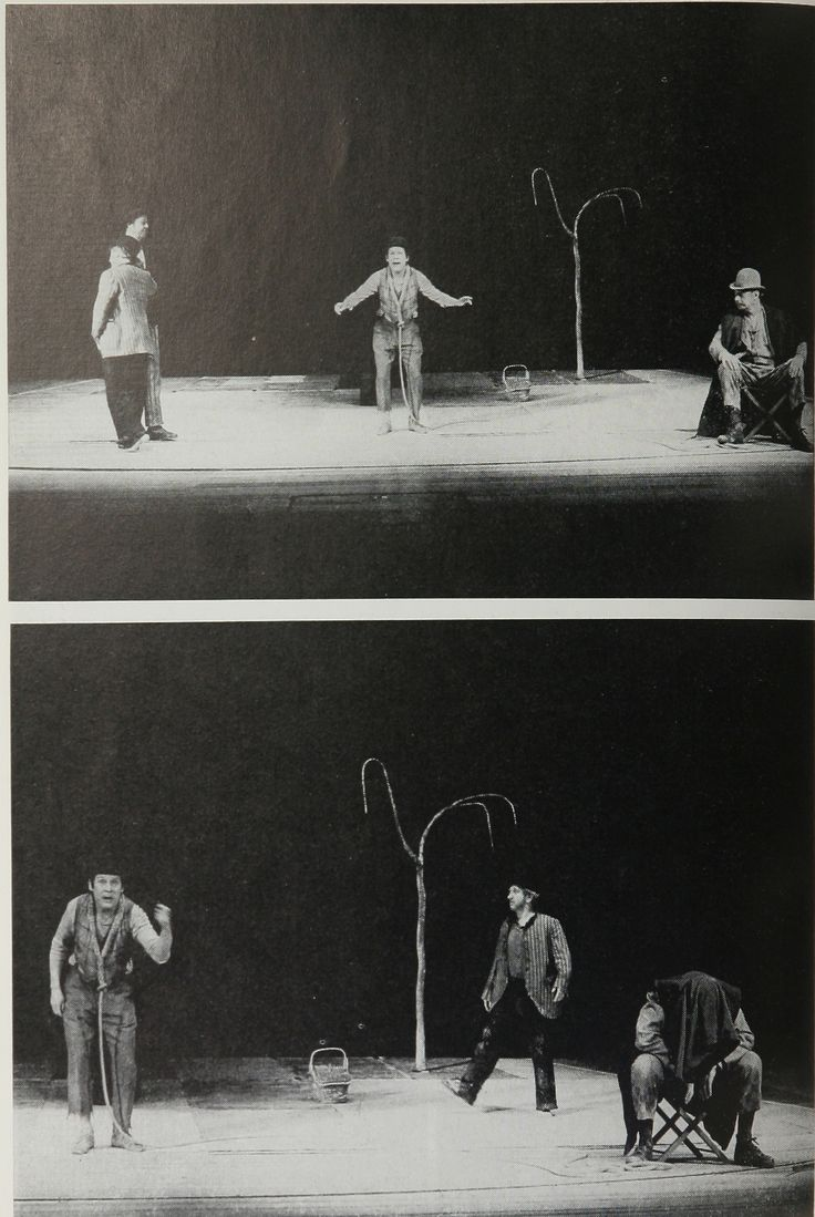 'Waiting for Godot' by Samuel Beckett