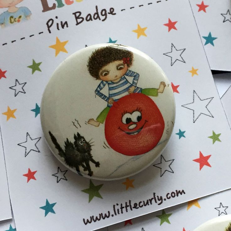 Jump ball, jump ball - Pin Badge