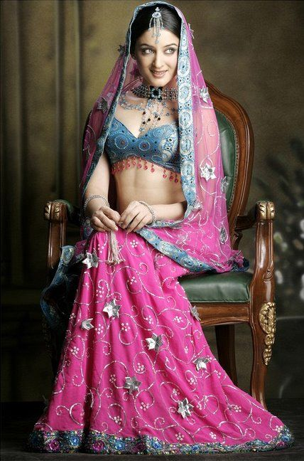 Wedding lehengas are among the most exquisite and expensive bridal outfits worn by the women in India. The lehenga choli includes an ankle length skirt which is known as the lehenga. It also includes a blouse which is known as the choli. This attire also includes a beautiful dupatta or a stole which is draped around the neck. There are different types of lehenga cholis that suit different body types. Some women prefer to wear stitched bridal outfits whereas some prefer to wear ready- made…