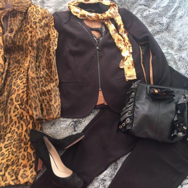 Fashion Week #49 & #50 | Idées de mode, Manteaux zara, Veste