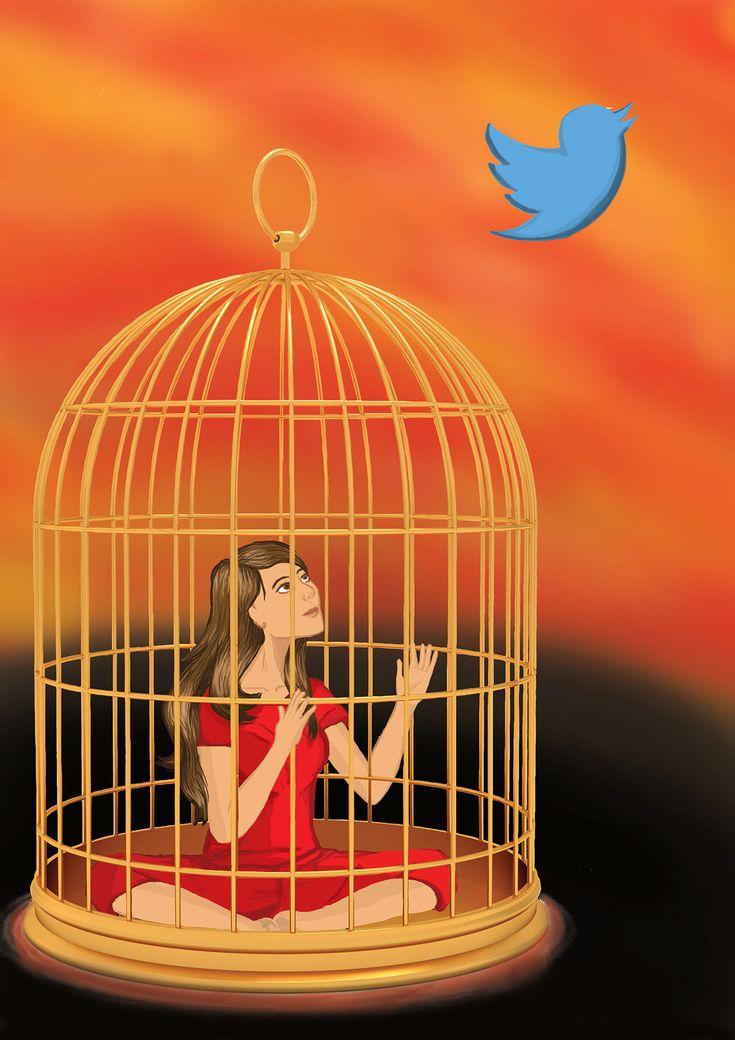Socail Media and Social Control on Behance