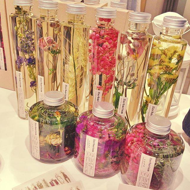 すごくインスタ映えする♡植物をボトルに閉じ込めた「ハーバリウム」がおしゃれすぎ…! | GIRLY