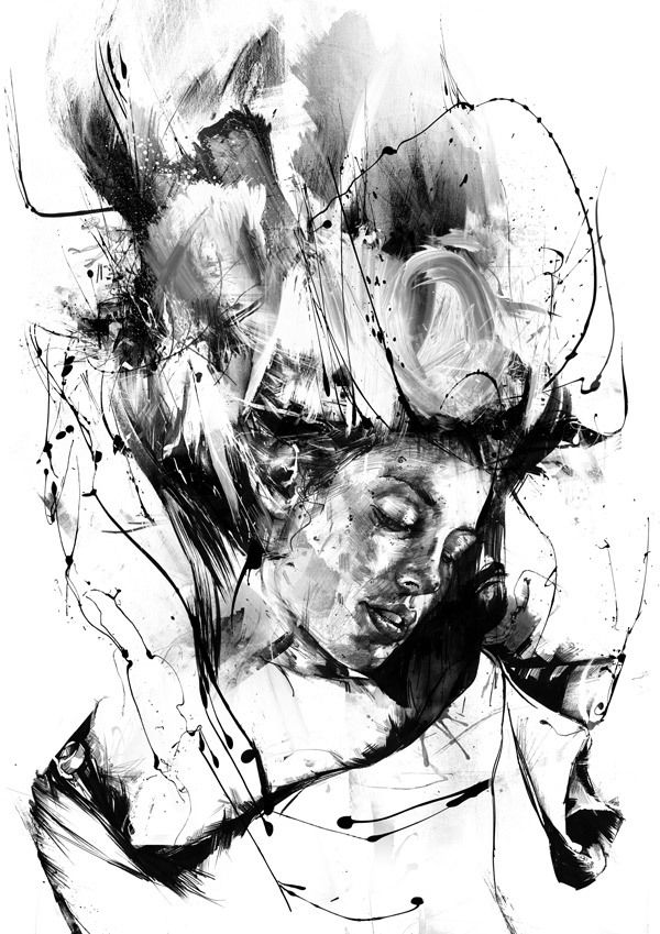 'Madré' 2013 by Russ Mills, via Behance