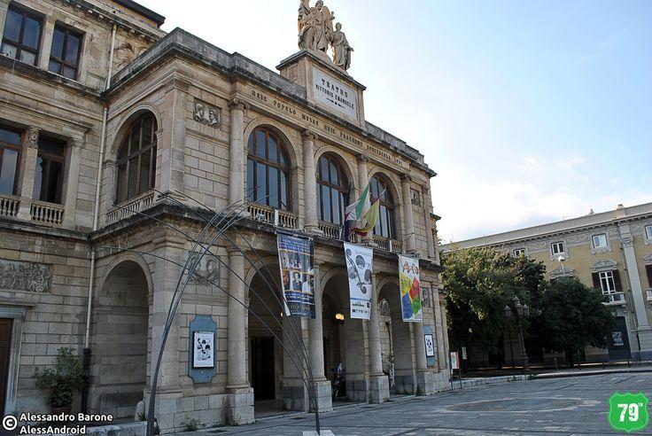 Teatro Vittorio Emanuele #Messina #Siclia #Italia #Italy #Sicily #Travel #Viaggiare #Viaggio #AlwaysOnTheRoad