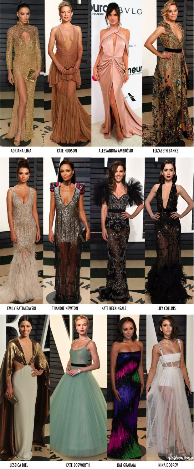 40 Looks das After Parties do Oscar 2017