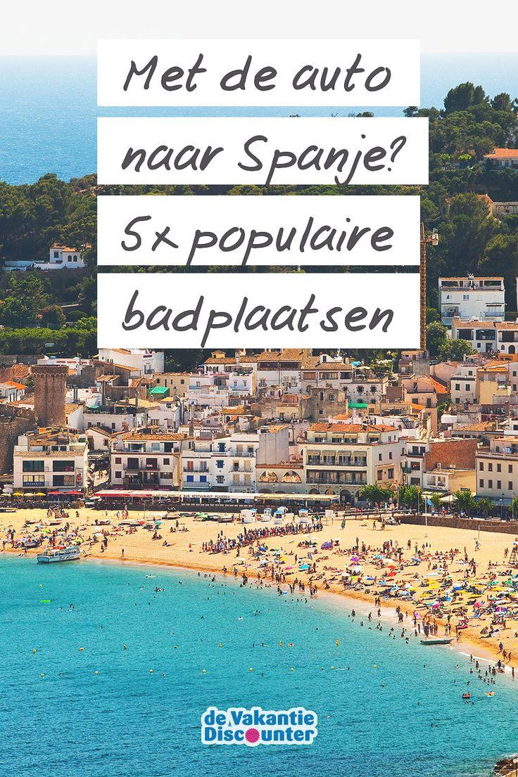 Spaanse badplaatsen bieden een fijne mix van zon, zee, cultuur en sportmogelijkheden. En wist je dat je veel van deze plaatsen goed per auto kunt bereiken? Pak je koffer, laad de auto in en rijd naar één van deze bestemmingen om van een onbezorgde vakantie onder de Spaanse zon te genieten!