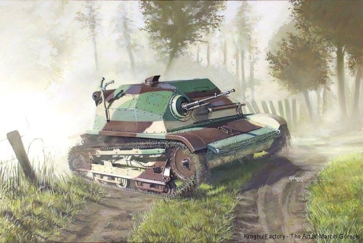 Polish tankette TKS https://www.facebook.com/KroghulFactory/photos/a.759787067412297.1073741842.394651703925837/788388267885510/?type=1