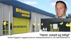 En stor tak til Morten Puggaard - Puggaards Service!    Det er med tak og stolthed, at vi hos Mekonomen Autoteknik - ES Motor i Brøndby hos modtaget denne anbefaling på Linkedin fra Morten Puggaard, indehaver af Puggaards Service.    Læs denne, og mange andre vurderinger af vores værksted på Vallensbækvej 6, på vores hjemmeside www.es-motor.dk.