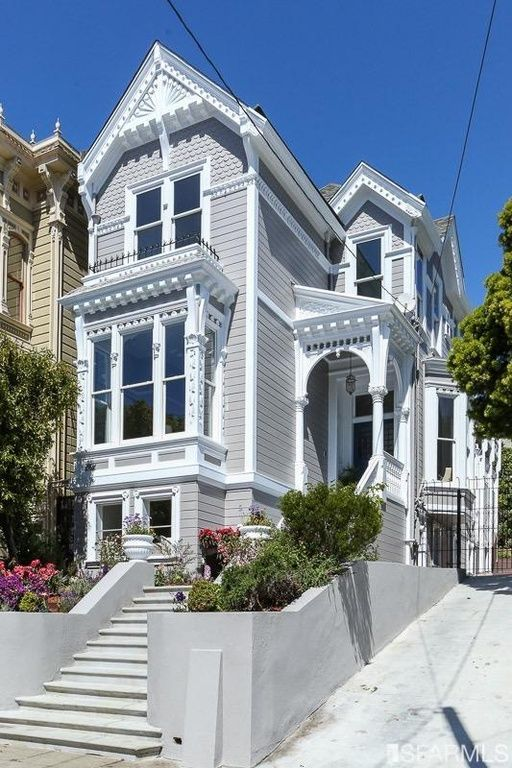 1900 Victorian located at: 2710 California St, San Francisco, CA 94115