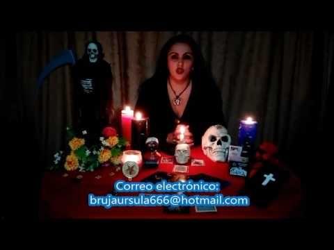 RITUALES DE MAGIA NEGRA - URSULA BARRIENTOS