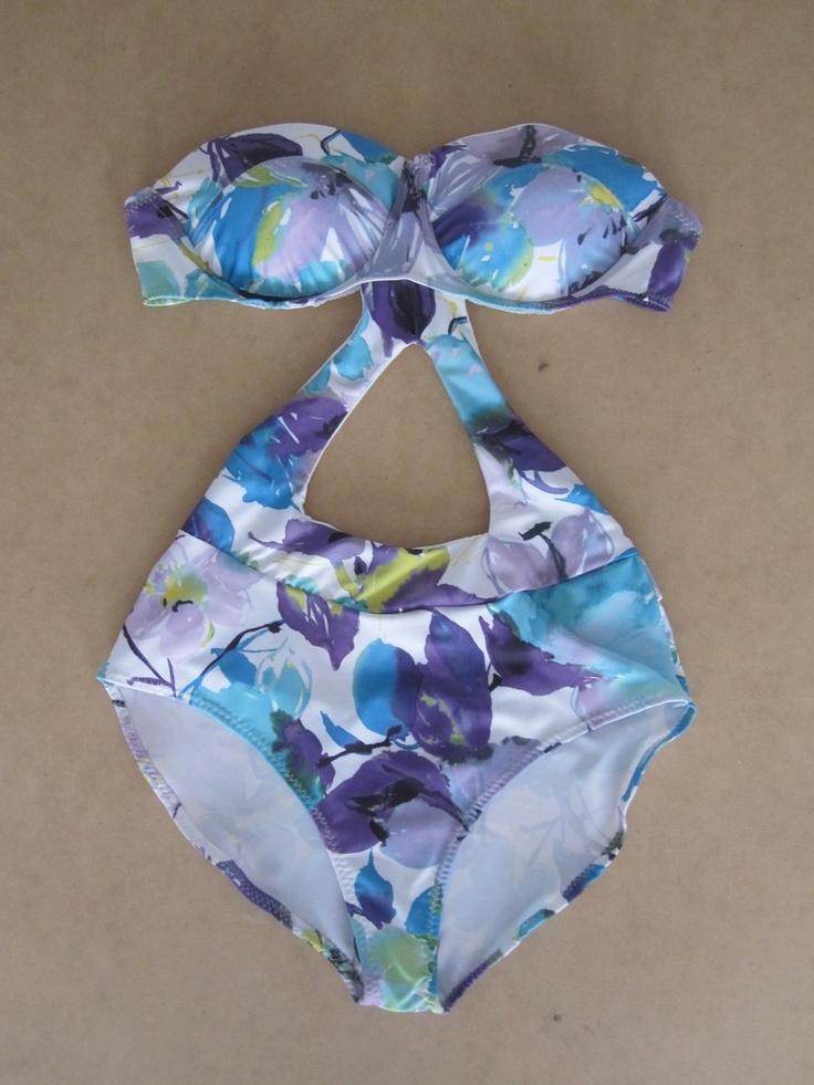 VERSAILLES SIRENA ONE PIECE $99.95  http://www.lucinda-may.com/product/versailles-sirena-one-piece