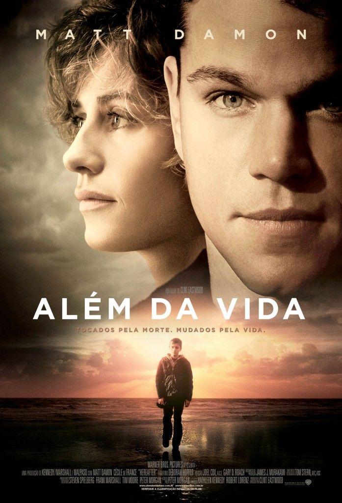 Além da Vida- Três pessoas são tocadas pela morte de maneiras diferentes. George (Matt Damon) é um americano que desde pequeno consegue manter contato…   http://filmow.com/alem-da-vida-t24811/