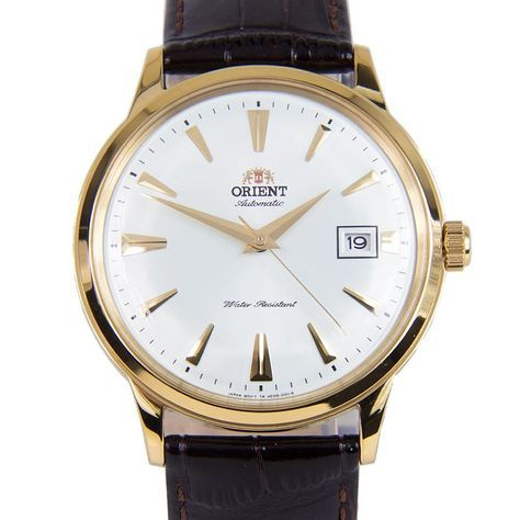 Chronograph-Divers.com - Orient Bambino Automatic Gold Tone Hands Markers Casual Mens Watch AC00003W FAC00003W SAC00003W, $136.00 (https://www.chronograph-divers.com/orient-bambino-automatic-gold-tone-hands-markers-casual-mens-watch-ac00003w-fac00003w-sac00003w/)