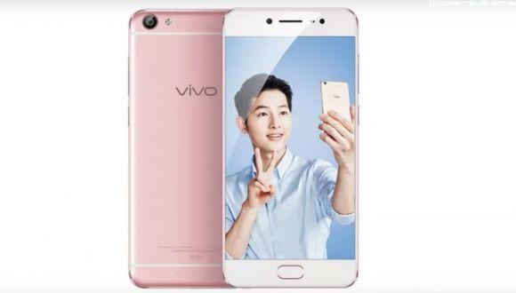 Dream-like front camera from Vivo