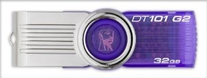 Special DIscount Kingston Digital DataTraveler 101 Generation 2 - 32 GB Flash Drive DT101G2/32GBZET