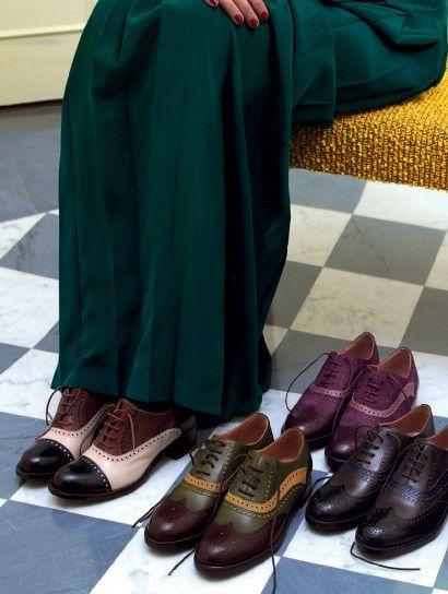 scarpe-derby-da-donna-frantelli-rossetti Church's