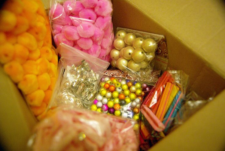 Nouvel arrivage de perles au rayon Mercerie de votre magasin Ellen Décoration.