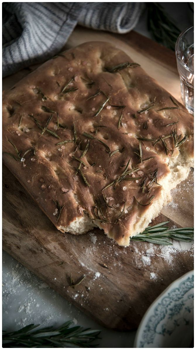 Olive + Rosemary Bread : Savory and perfect for dragging through flavorful summer dips or simple olive oil. Ingredients: Bread flour, active dry yeast, caster sugar, salt, EVOO, fresh rosemary, Himalayan pink salt.
