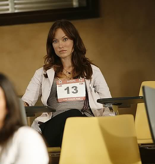 Dr. Remy 'Thirteen' Hadley (Olivia Wilde) in House M.D.