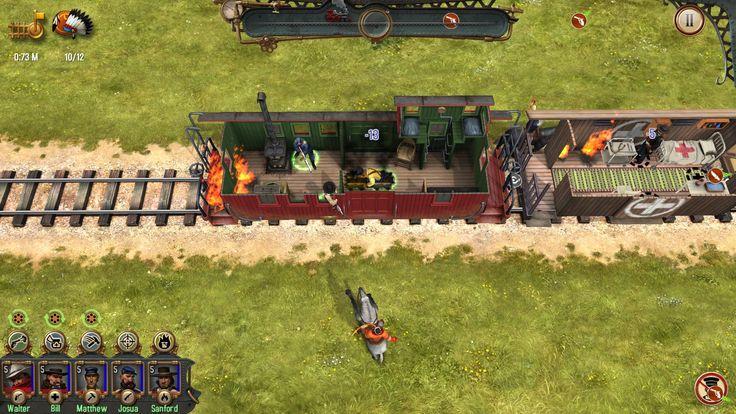 Bounty Train on Steam