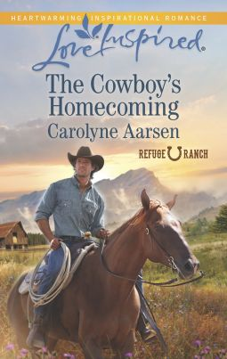 4 stars readalot: The Cowboy's Homecoming by Carolyne Aarsen (Refuge...