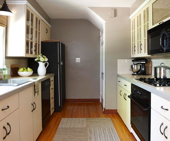 black galley kitchen best 20 galley kitchen redo ideas on 1681