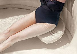 Intex PureSpa stoeltje. Zitje voor in Jacuzzi. Spa seat. (28502)