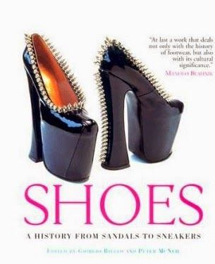 Põe o pé aê!: Segunda Leitura: SHOES - A HISTORY FROM SANDALS TO...