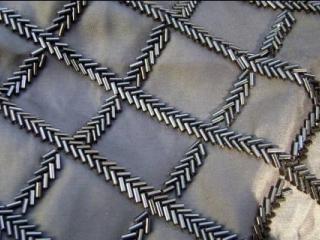 Labrado de canutillos, Producto de Artesanatto sobre Vestidos de ...