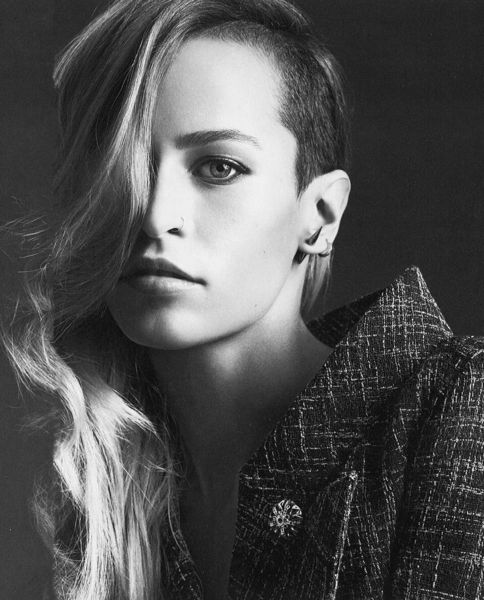 Who would have thought half shaven hair could look so fine? From Rihanna to Cassie, to Game of Thrones' Natalie Dormer, it all started with model Alice Dellal in 2010 who first showed off the provocative look, mixing the short shaven side with long beautiful locks on the other.  Known for her signature sassy rock chic style, the British/Brazilian supermodel and style icon is also (fittingly) a drummer for Thrush Metal with their very own record label, Sweet Dick Music!