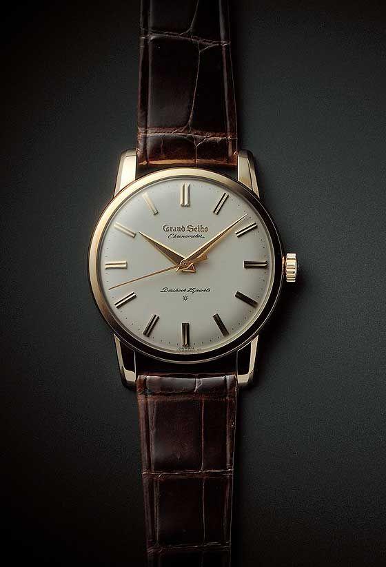 Primeiro Grand Seiko1960