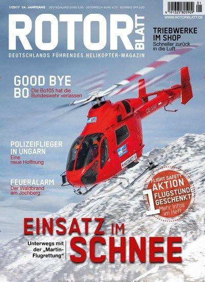 #Einsatz im Schnee: Unterwegs mit der Martin-#Flugrettung 🚁 #Heli #Helikopter #Luftrettung  Jetzt in Rotorblatt: