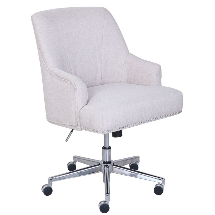 Serta At Home Serta Leighton Mid Back Desk Chair