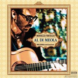 Al+Di+Meola+Morocco+Fantasia+2LP+180+Gram+Vinyl+World+Sinfonia+Live+DMM+Audiophile+In-Akustik+2017+EU+-+Vinyl+Gourmet