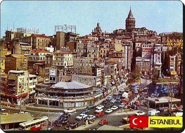 Karaköy - 1970'ler