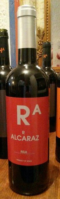 R Alcaraz Rioja Crianza 2010