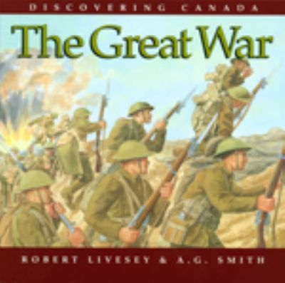 The Great War (1914-1918) inspired courageous heroes and established a proud Canadian nationalism, but it was a devastating, horrific bloodbath that killed or maimed almost half of Canada's brave soldiers in deadly battles such as Ypres, the Somme, Vimy Ridge, and the final 100 days. Gr.6-9