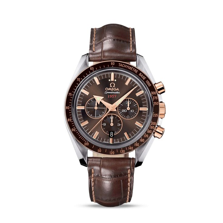 Broad Arrow Co-Axial Chronograph 42 mm