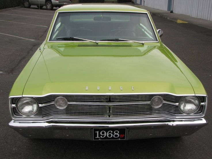 1968 Dodge Dart for sale #1910461 | Hemmings Motor News