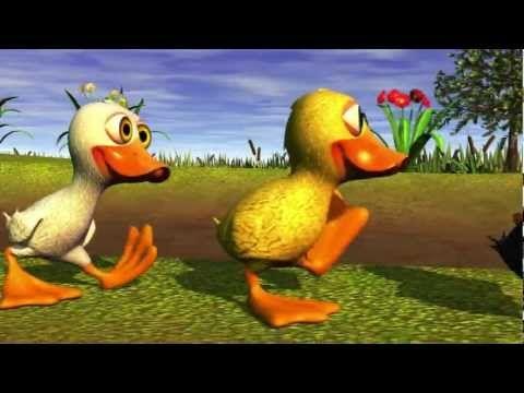 Seis Patitos - Las Canciones de la Granja 2 - YouTube