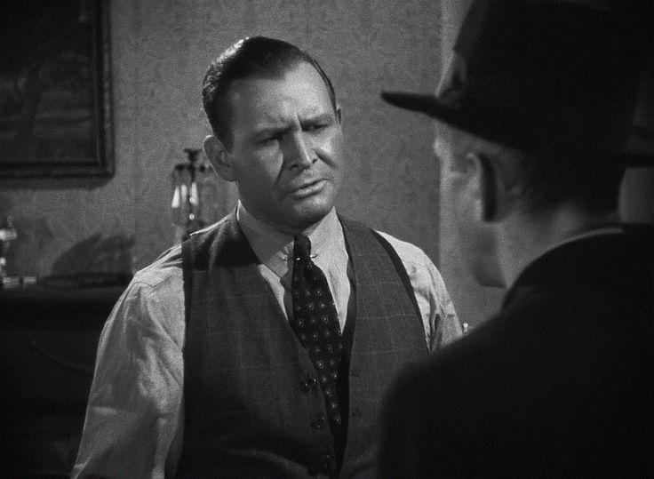 High Sierra (1941) Film Noir,  Barton MacLane