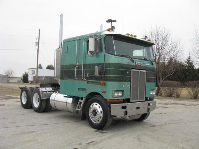 Peterbilt 362 Cabover on Craigslist | Trucks Cabover ...