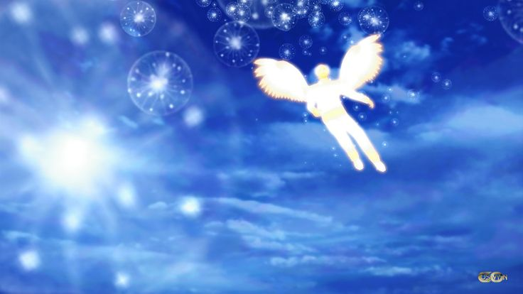 17.Angel of Love...